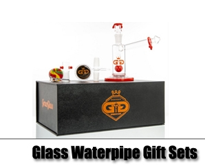 Glass Waterpipe Gift Sets