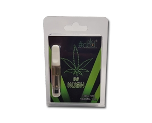 #CBD Vape Cartridges