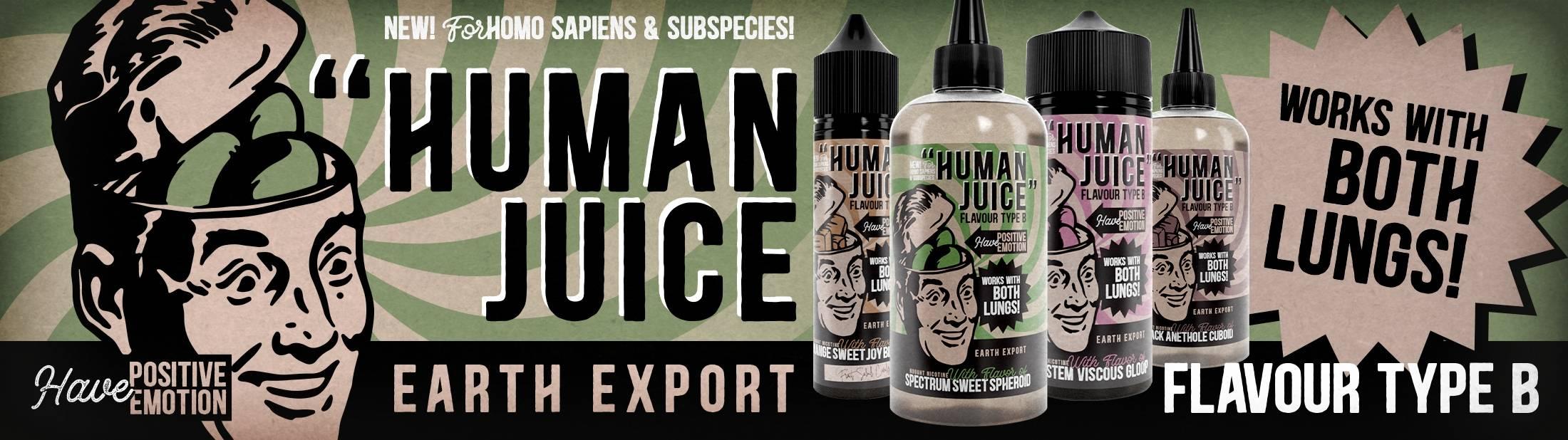Human Juice - Flavour Type B