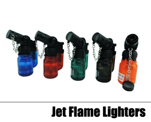 Jet Flame Lighters