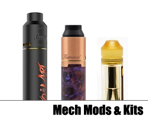 Mech Mods & Kits