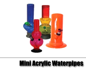 Mini Waterpipes