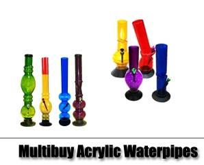 Acrylic Waterpipe Mutibuy Offers