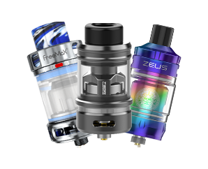 New Tanks & Rebuildables