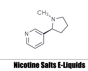 Nicotine Salts E-Liquids