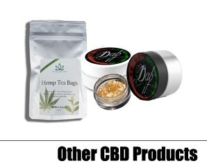 CBD Edibles & Other Products