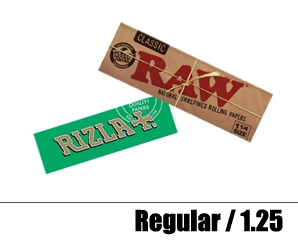 Regular & 1.25 Papers