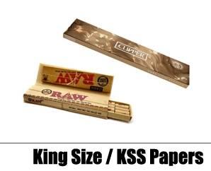 Kingsize & Kingsize Slim Papers