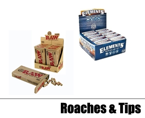 Roaches & Tips