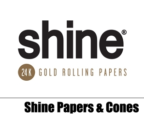 Shine - 24K Gold Papers