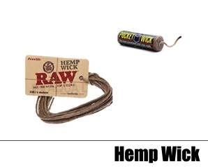 Hemp Wicks