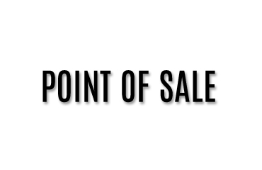 E-Liquid Point of Sale