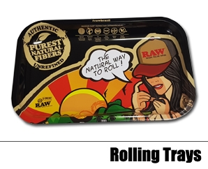 Rolling Trays