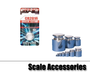 Digital Scale Accessories & Batteries