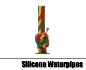 Silicone Waterpipes