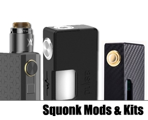 Bottom Feed/Squonk Mods & Kits