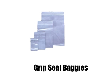 Grip Seal Baggies