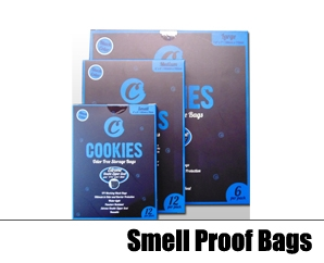 Smell Proof Baggies