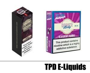 TPD / 50:50 E-Liquids