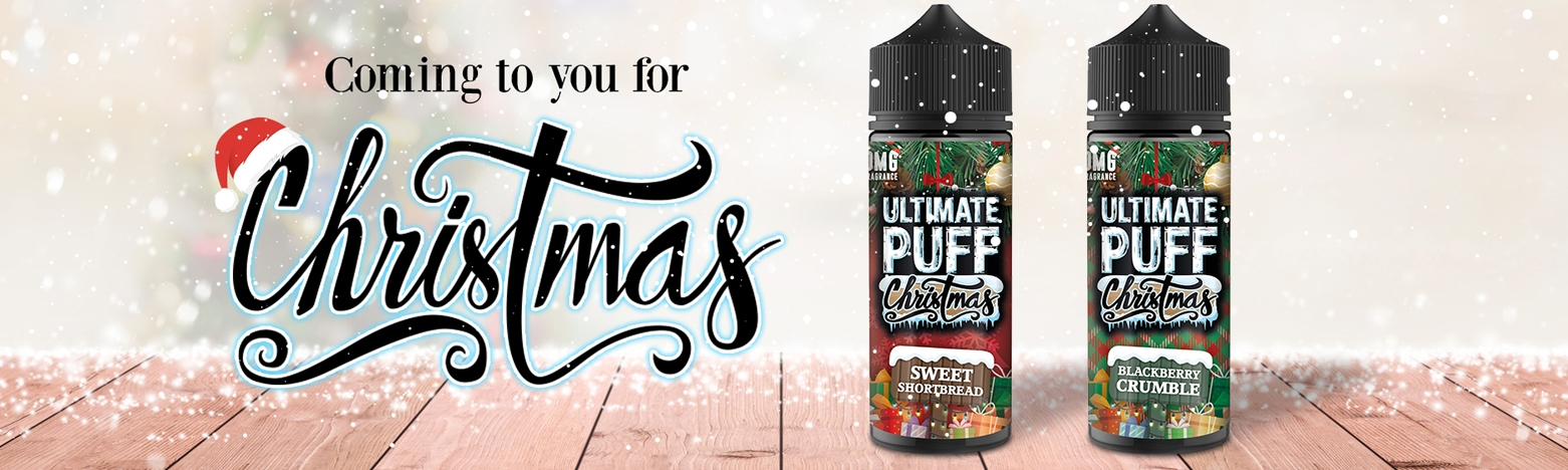 Ultimate Puff - Christmas