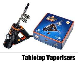 Tabletop Vaporisers