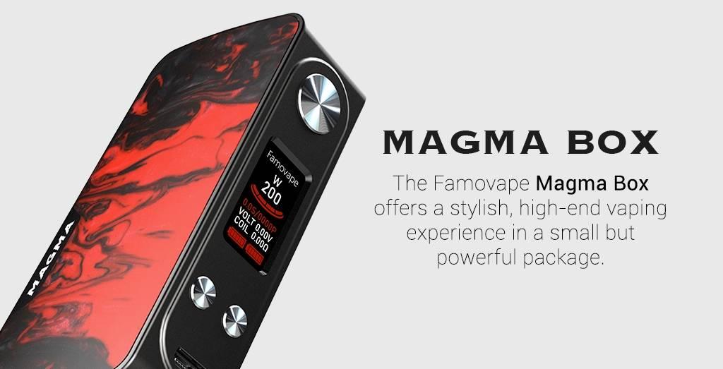 Magma Box Mod