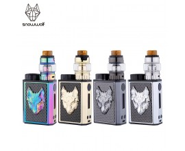 Snowwolf | Mini 100W Kit | Single 18650 | 2ml Wolf Tank Mini