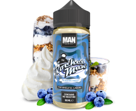 "One Hit Wonder - ""Man"" Series - ROCKET MAN - 100ml Shortfill - ZERO Nicotine"
