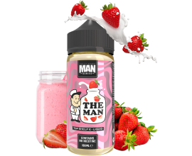 "One Hit Wonder - ""Man"" Series - THE MAN - 100ml Shortfill - ZERO Nicotine"