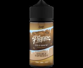 Frappe - Double Espresso - 100ml Shortfill - ZERO Nicotine
