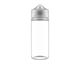 Chubby Gorilla - Empty E-Liquid Bottle - 120ml - Clear