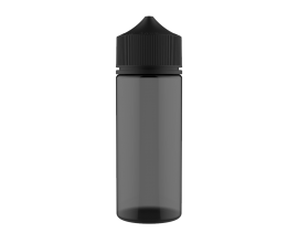 Chubby Gorilla - Empty E-Liquid Bottle - 120ml - Black