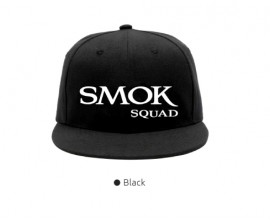 Point of Sale - SMOK Squad Flat Peak Hat