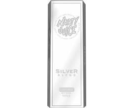 Nasty Juice Tobacco Series - Silver Blend - 50ml Shortfill - ZERO Nicotine