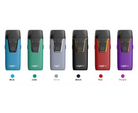 Aspire | Nautilus AIO 2ml Pod Kit | 1000mAh