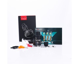 OXVA | Origin X RBA / RDTA Deck & Pod | Single Pack