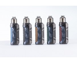 Sigelei | Humvee 80 Kit | LEATHER EDITION | Single 18650 | 2ml Fog Pod Tank