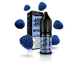 Just Juice 50:50 | BLUE RASPBERRY | 10ml Single | Various Nicotine Strengths