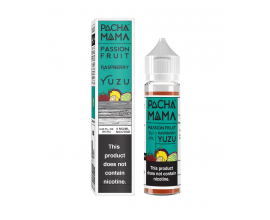 Pacha Mama by Charlie's | Passionfruit Raspberry Yuzu | 50ml Shortfill | 0mg