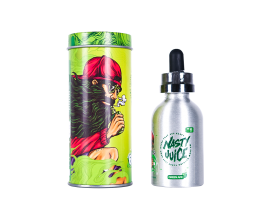 "Nasty Juice ""Yummy Fruity"" - Green Ape - 50ml Shortfill - ZERO Nicotine"