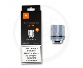 Geek Vape | Aero Supermesh Coils | 0.4 Ohm X2 | Pack of 5