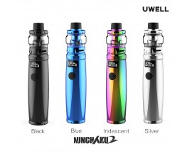 UWELL | Nunchaku 2 100W Kit | Single 18650 / 20700 / 21700 | 2ml Nunchaku 2 Tank
