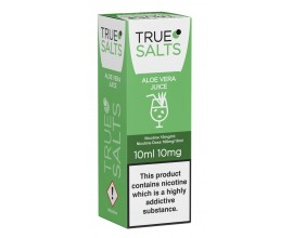 True Salts | Aloe Vera Juice | 10ml Single | 10mg / 20mg Nicotine Salts