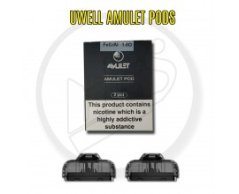 Uwell - Amulet Watch Replacement Pods - Pack of 2