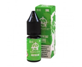 Anarchist E-Liquid | Green | 10ml Single Bottle | 10 / 20mg Nicotine Salts