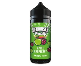 Seriously Fruity by Doozy Vape Co | Apple Raspberry | 100ml Shortfill | 0mg