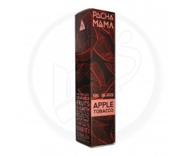Pacha Mama by Charlie's - APPLE TOBACCO - 50ml Shortfill - ZERO Nicotine