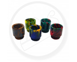 810 Resin Drip Tips | Marbled Effect | 1 x Single