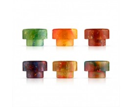 810 Resin Drip Tips - Marble & Glitter Effect