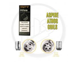 Aspire | Athos Tank Coils | A5 - 0.15 Ohm | 1 x Single Coil Pack